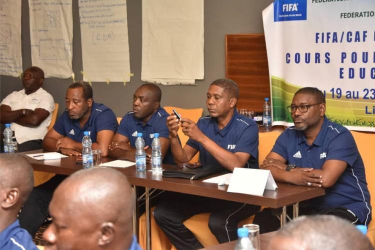 Football/Séminaire de formation : Ils peuvent désormais exercer