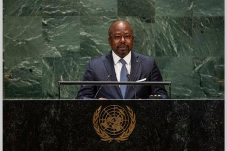 74e session de l'Assemblée générale des Nations unies : LeGabon appelle à une réforme de la gouvernance mondiale