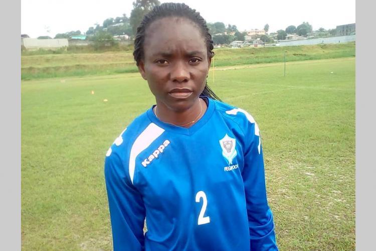 Vie des Panthèresses : Premier match de Winnie Mapangou avec le Stade Brestois 29