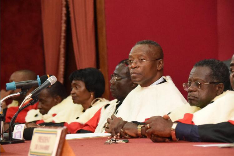Conseil d'État/Rentrée judiciaire 2019-2020 : Les nouveaux magistrats solennellement installés