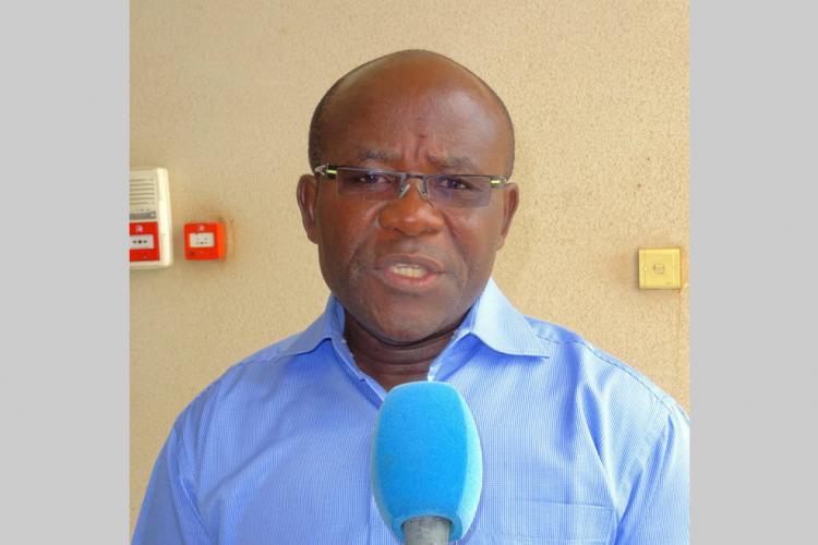"""Handball : Thierry Mbini : ''Le Gabon peut se qualifier..."""""""
