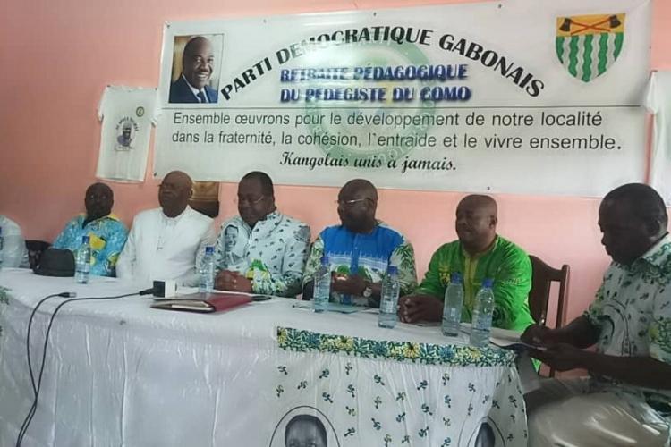 PDG : Les militants de Kango se parlent enfin