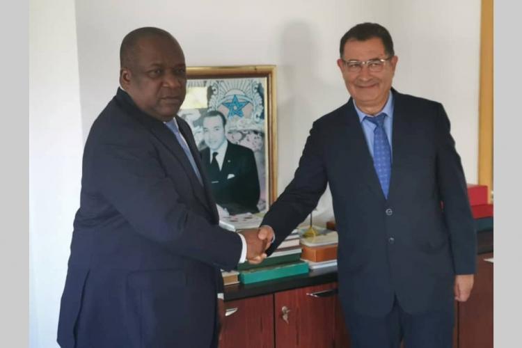 Congrès électif de CGLU-Monde : Le président Afrique en campagne
