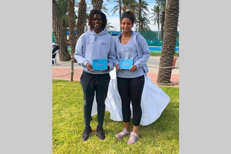 Tennis : Célestine Avomo Ella: de conquête en conquête
