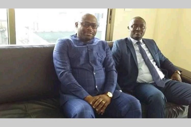 Assemblée : Justin Ndoundangoye et Arsène-Edouard Nkoghe sur les travées