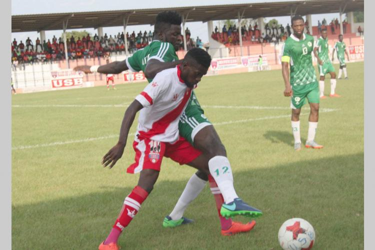 Football : Junior Bayano Aubyang de retour à l'USB