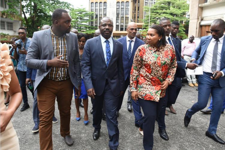Transports : Hugues Mbadinga Madiya veut aller vite
