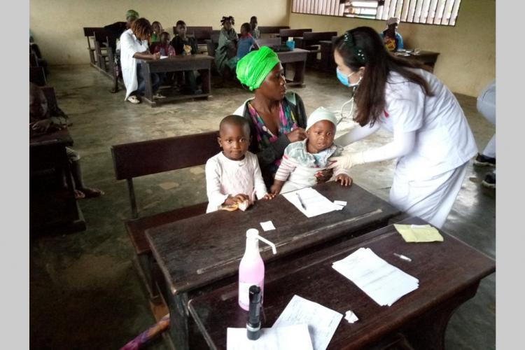 Caravane médicale chinoise à Benguie : 405 villageois auscultés