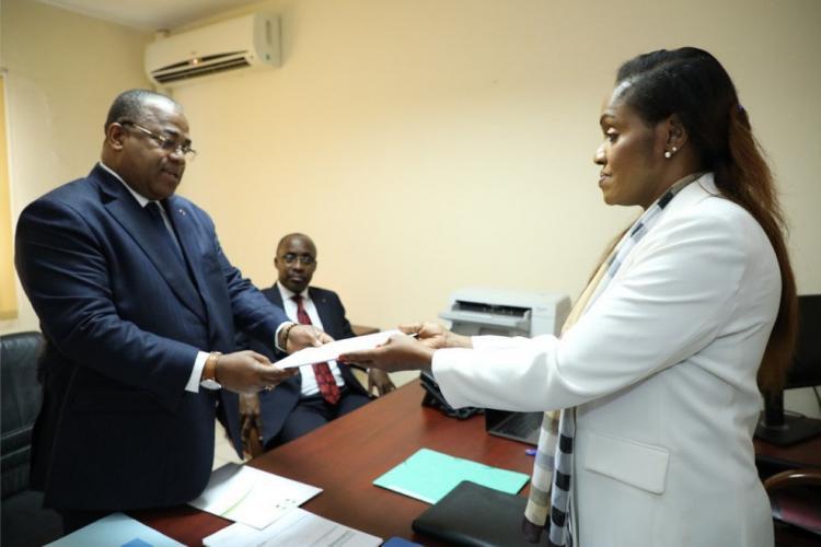 Lutte contre l'enrichissement illicite : Julien Nkoghe Bekale à la CNLCEI