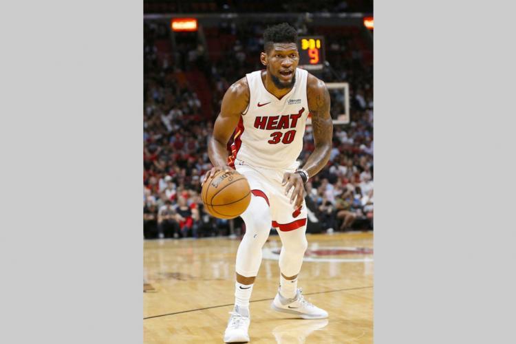 Basket-ball : Chris Silva Obame: la montée en puissance d'un rookie