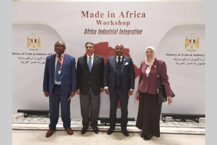 Forum économique Afrique 2019 : La belle moisson de Jean-Fidèle Otandault