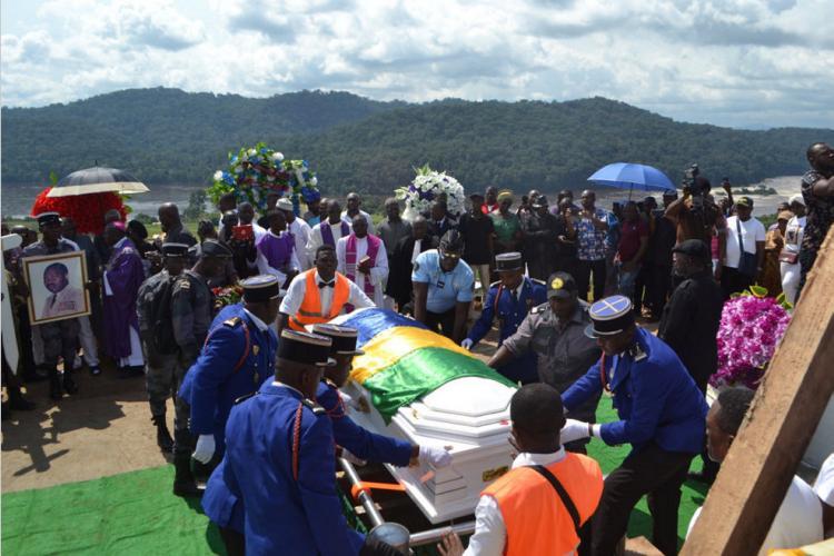 Obsèques : Le dernier voyage de Raphaël Mamiaka
