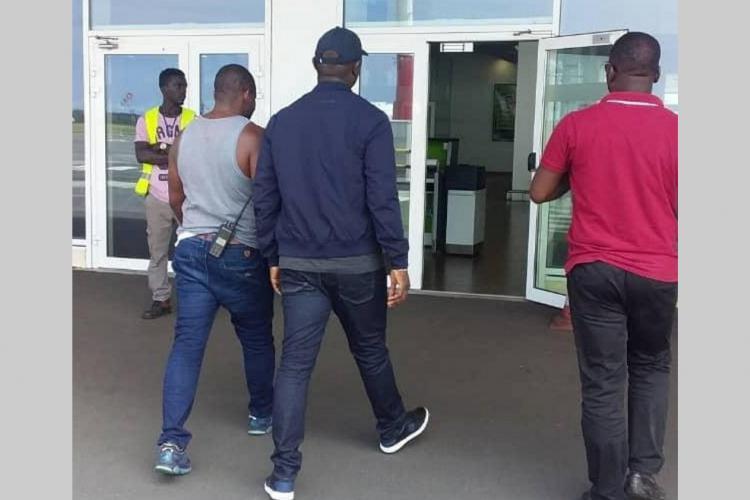 Fait du jour : Justin Ndoundangoye devant le juge d'instruction aujourd'hui
