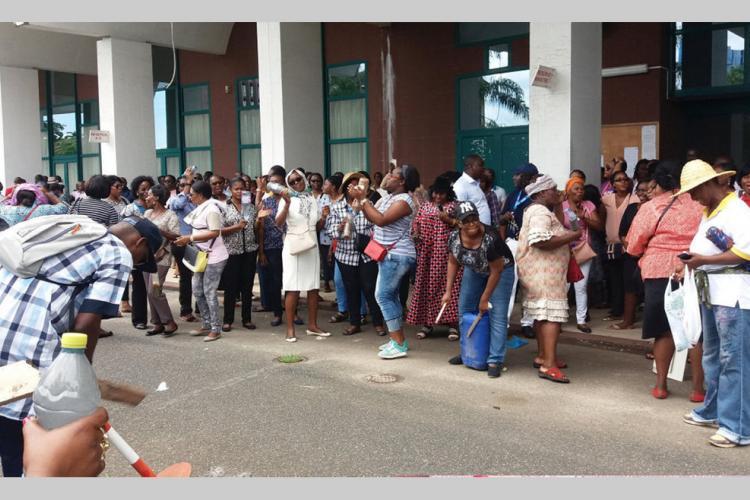 Grève : Plus de 2milliards de francs de pertes par jour