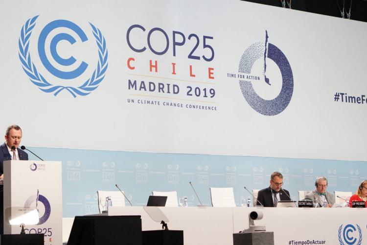 COP25 : Le Gabon pour un meilleur legs aux générations futures