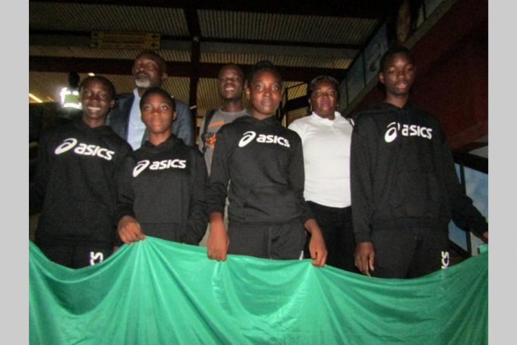 Jeux scolaires : Quatre athlètes gabonais à Abidjan