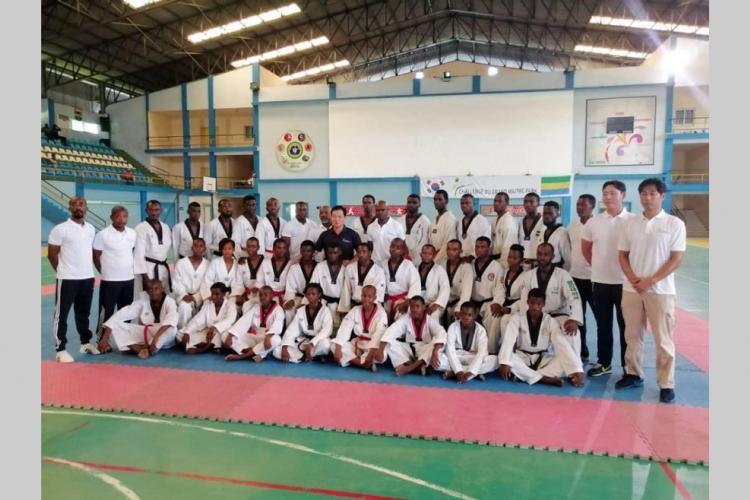 Taekwondo : Lancement de la 11e édition du Challenge Me Park