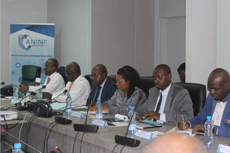 ANINF : La numérisation des administrations en projet