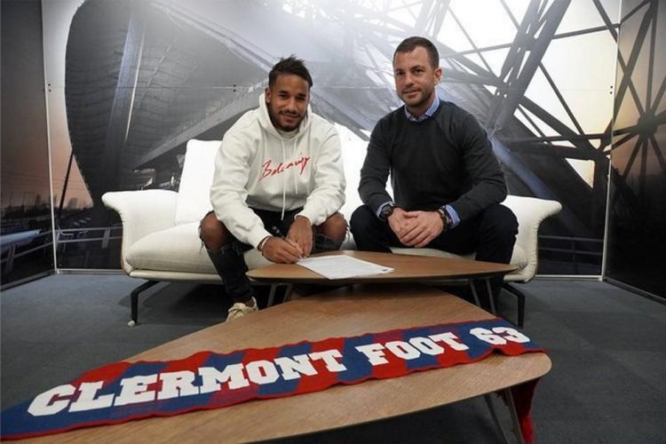 Football : Allevinah prolonge son contrat avec Clermont