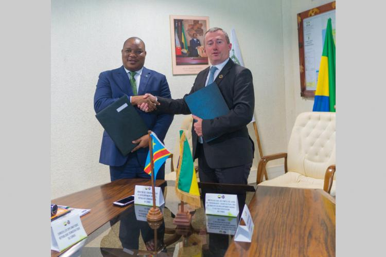 Préservation de la biodiversité : Le Gabon et la RDC signent un mémorandum d'entente