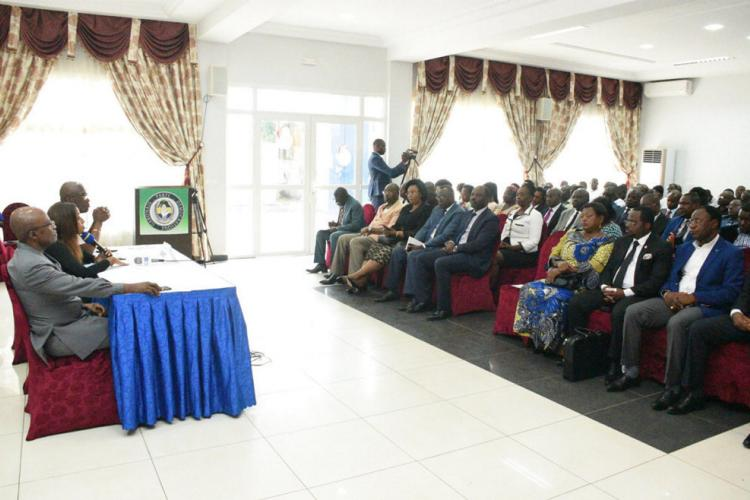 Obsèques de Jean Massima : La mobilisation des militants PDG de l'Ogooué-Lolo