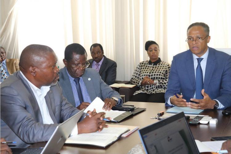 National-Foot : Le ministre des Sports confirme la date du 25janvier