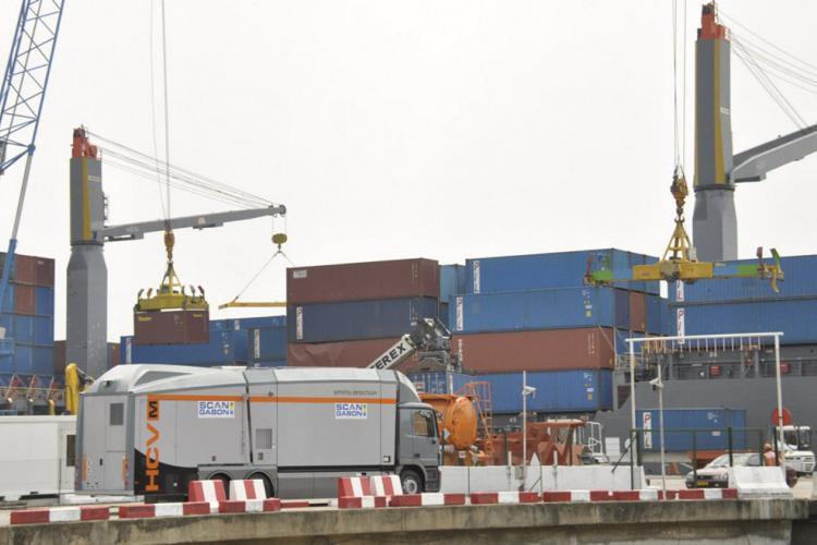 Douanes : Sydonia world opérationnel au port d'Owendo