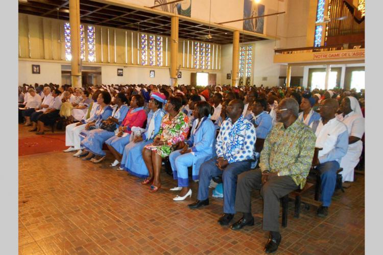 Religion : Un dimanche ''aperuit illis''