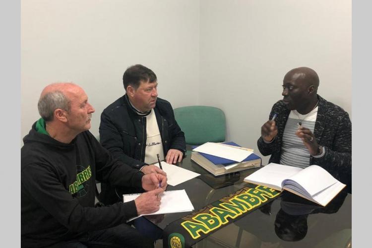 """José Augusta Mota : """"Nous sommes prêts à accueillir de jeunes footballeurs gabonais"""""""
