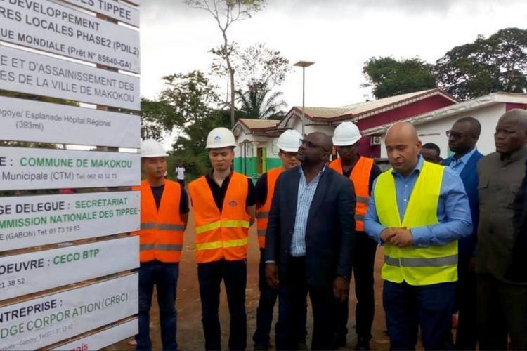 PDIL 2 : Plus d'un milliard et demi pour les routes à Makokou