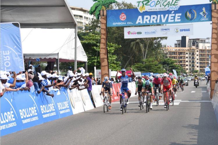 Tropicale Amissa-Bongo : Levasseur remporte l'édition