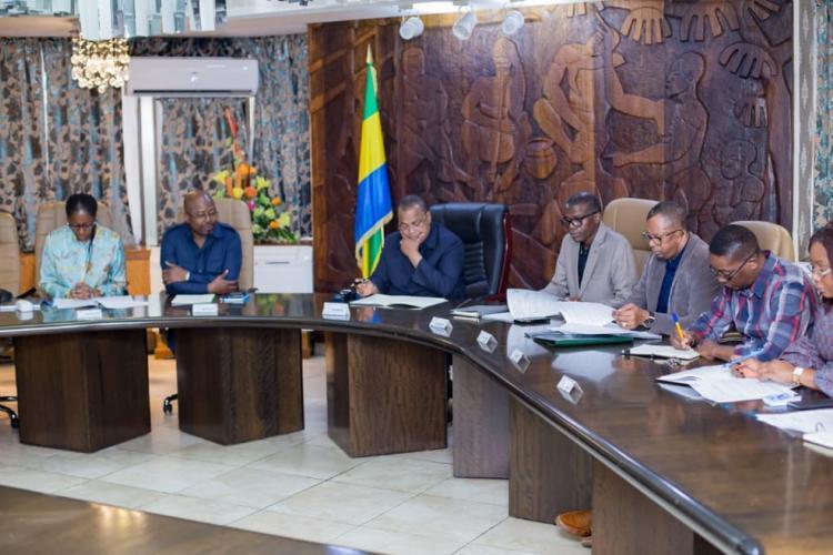 Gabon-UE : Le groupe de travail à pied d'œuvre demain