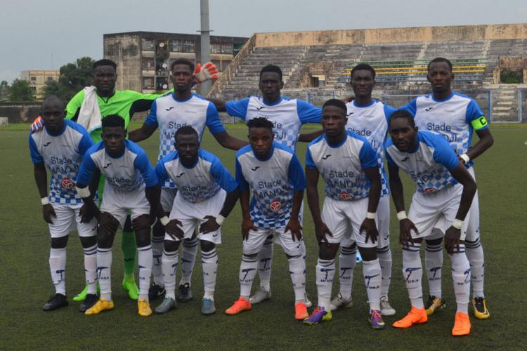 National-Foot : Le Stade Mandji attend toujours sa première victoire