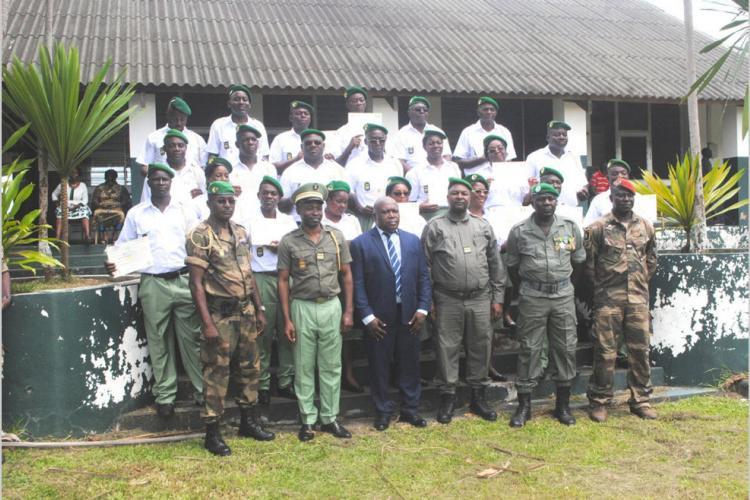 Enef : 24 agents au service de l'écologie et l'environnement