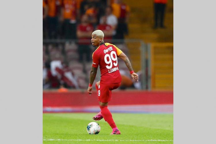 Football : Galatasaraymet 8millions d'euros sur la table pour conserver Lemina