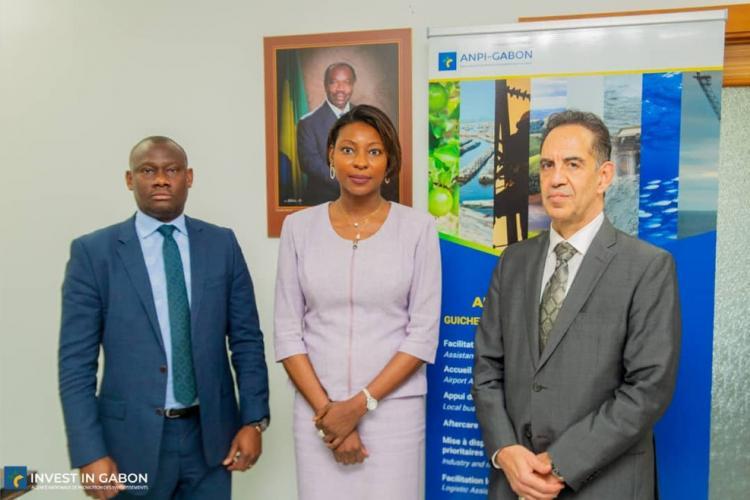 Projet : La BEI veut investir au Gabon