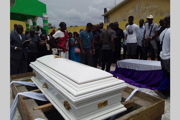 Nécrologie : Gabriel Ngosso repose à Pana