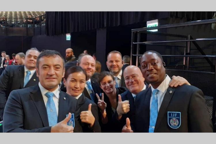 Judo : Jean-Claude Djimbi proche de Tokyo