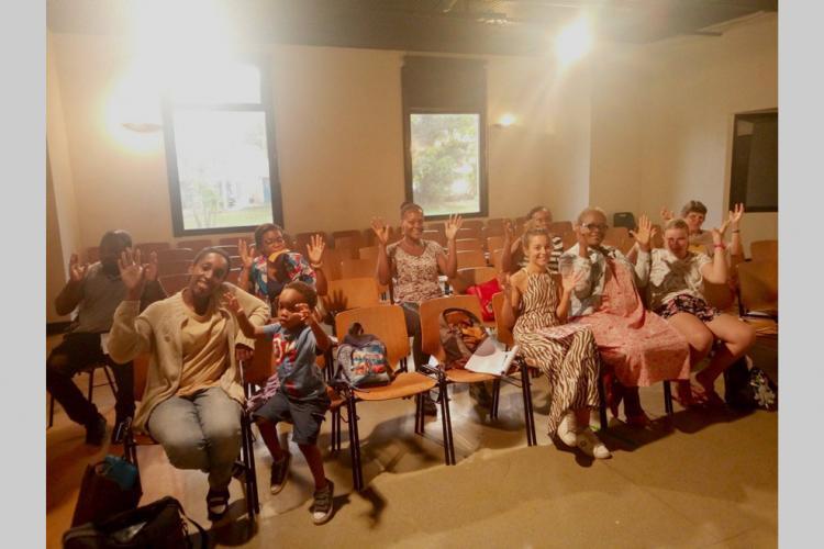 Audition : Vers une vulgarisation du langage des signes