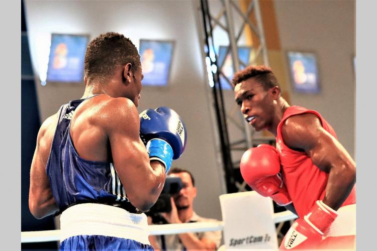Boxe : Franck Mombey joue sa dernière carte à Dakar