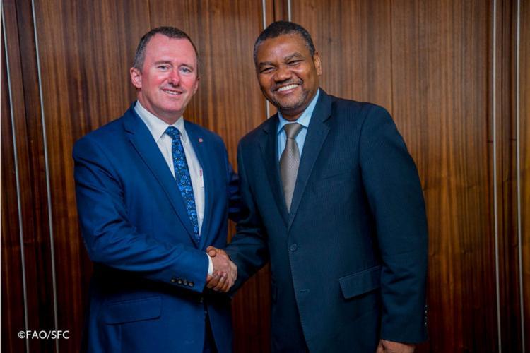 Coopération : Pour un renforcement du partenariat entre le Gabon et la FAO
