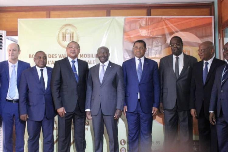 BVMAC : La bonne cotation du Gabon