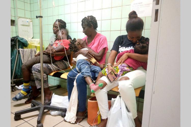 Anémie sévère : 3e cause de mortalitéau service d'urgence pédiatrique du CHUL