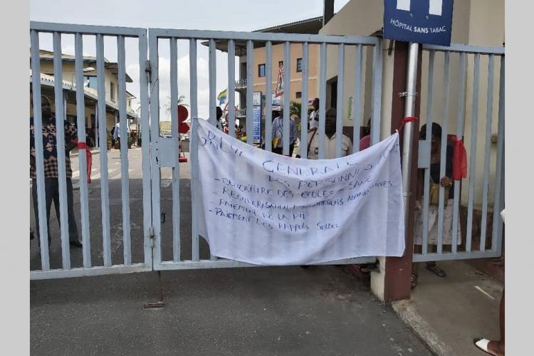 Santé : La grève des hôpitaux se durcit
