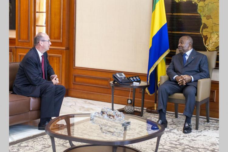Gabon-Russie : Dmitry Kourakov s'apprête à quitter le Gabon