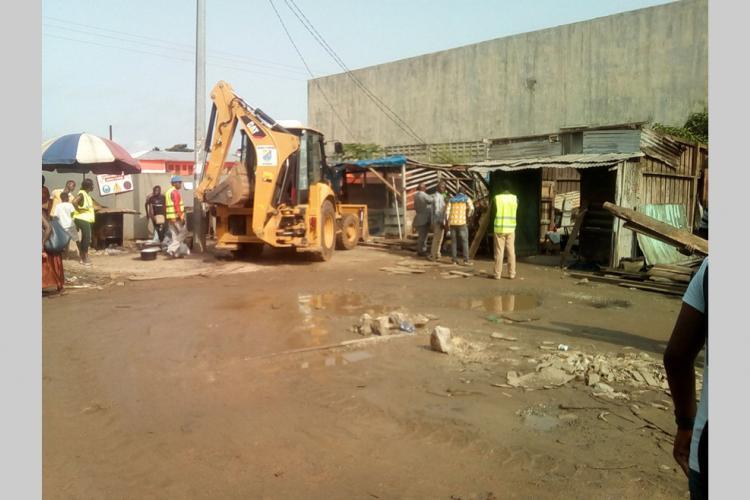Akournam 2 : L'opération de salubrité se poursuit