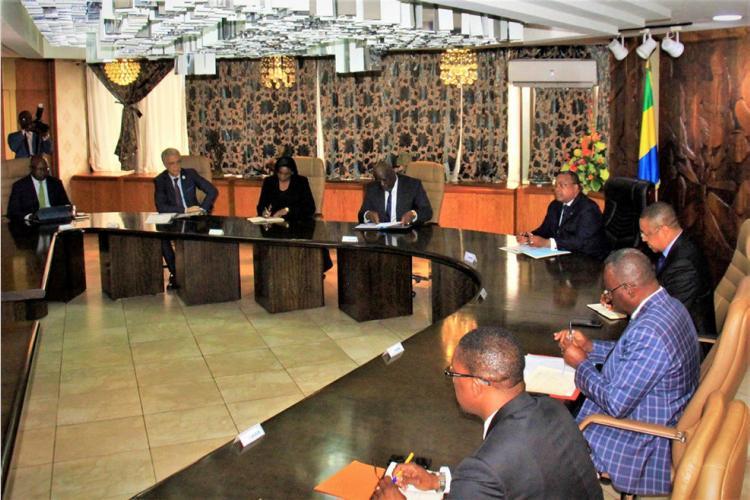 Covid-19 : La volonté des partenaires au développement à assister le Gabon