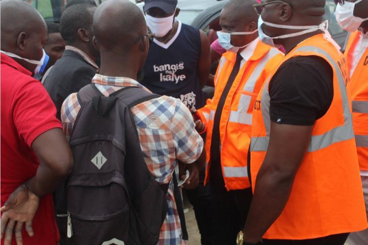 Confinement : Les transporteurs terrestres rappelés à l'ordre