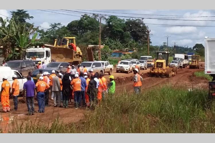 Infrastructures : Vers la relance des chantiers routiers