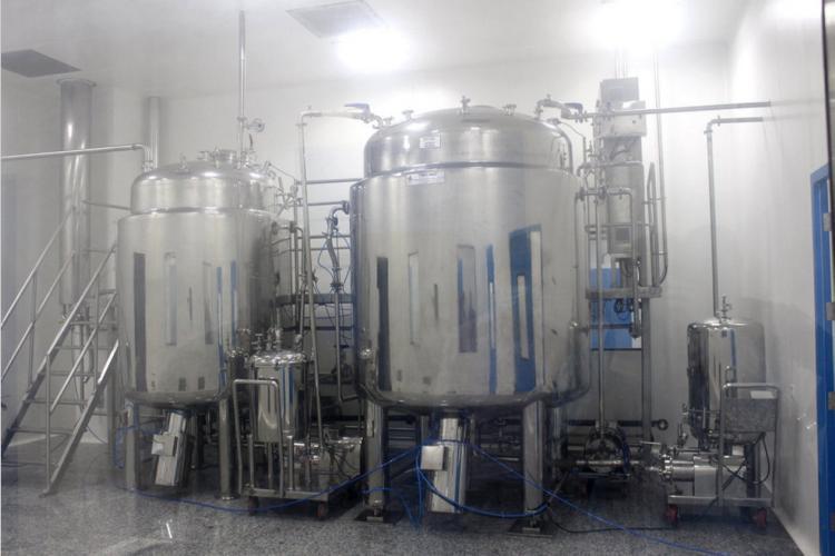 Covid-19 : Les solutions hydroalcooliques de Nkok validées